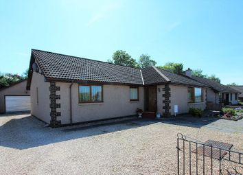 Thumbnail 4 bedroom detached bungalow for sale in 37 Cranmore Drive, Smithton, Inverness