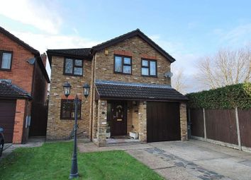 Thumbnail 4 bed detached house for sale in Chessington Parade, Leatherhead Road, Chessington