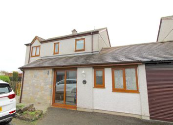 Thumbnail 3 bed detached house for sale in Mitchell Close, The Lizard, Helston