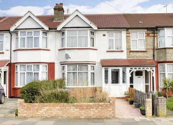 Thumbnail 3 bedroom terraced house for sale in Dorchester Avenue, Palmers Green