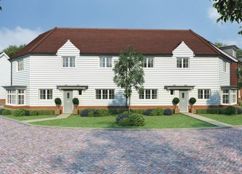 Thumbnail 3 bed semi-detached house for sale in Tudeley Lane, Tonbridge