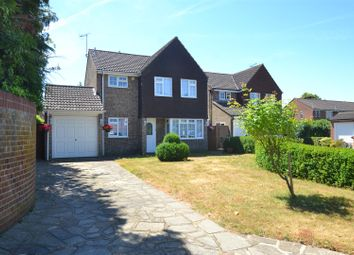 Thumbnail 4 bedroom detached house for sale in Cartersmead Close, Horley