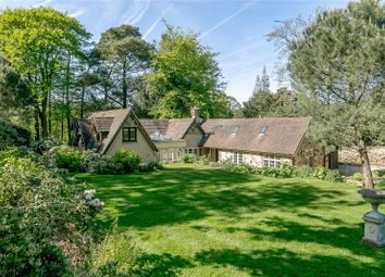 Thumbnail 4 bedroom detached house for sale in Rectory Lane, Ightham, Sevenoaks, Kent