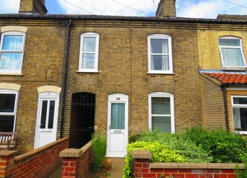 Thumbnail 2 bedroom terraced house for sale in Lindley Street, Norwich