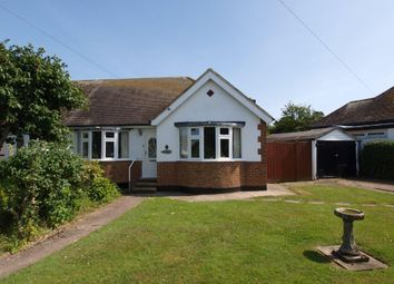 Thumbnail 2 bed semi-detached bungalow for sale in Brown Jack Avenue, Polegate