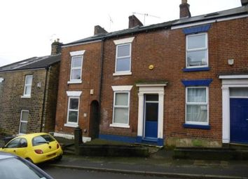 Thumbnail 4 bedroom terraced house for sale in Roebuck Road, Sheffield, South Yorkshire