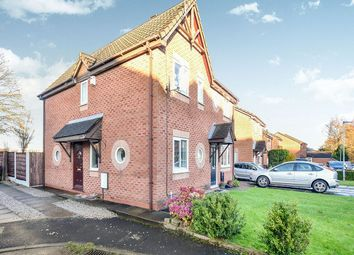 Thumbnail 2 bed semi-detached house for sale in Elton Brook Close, Bury