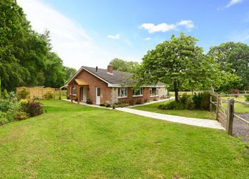 Thumbnail 4 bed detached bungalow for sale in Highwood, East Stoke BH20.