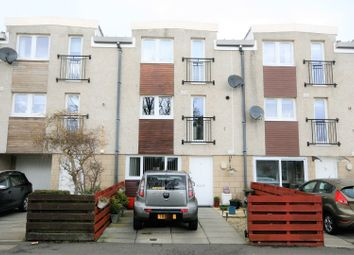 Thumbnail 4 bed town house for sale in Wester Drylaw Avenue, Edinburgh