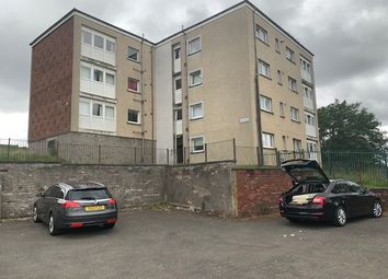 Thumbnail 1 bed flat to rent in Woodside Court, Coatbridge, North Lanarkshire