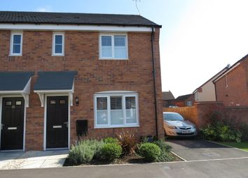 Thumbnail 3 bed semi-detached house for sale in Avocet Drive, Willington, Derby