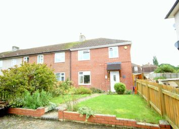 Thumbnail 3 bed semi-detached house to rent in Coronation Road, Wroughton, Wiltshire