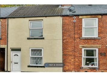 Thumbnail 2 bed terraced house to rent in Station Road, Sheffield
