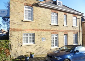 Thumbnail 4 bedroom semi-detached house for sale in Cross Street, Cowes