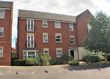 Thumbnail 2 bed flat to rent in Linnet Court, Uppingham
