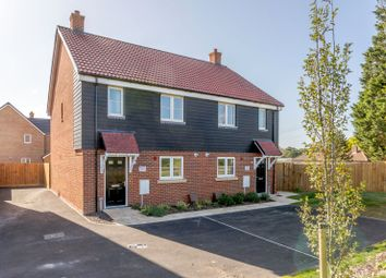 Thumbnail 3 bed semi-detached house for sale in Sapphire Gardens, Mildenhall, Bury St Edmunds