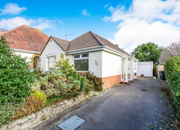 Thumbnail 2 bed detached bungalow for sale in Hood Crescent, Bournemouth