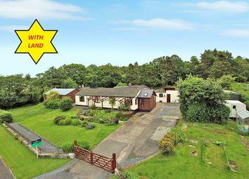 Thumbnail 4 bed bungalow for sale in Crossgates, Llandrindod Wells