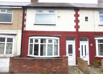 Thumbnail 3 bedroom terraced house for sale in Chatham Road, Hartlepool