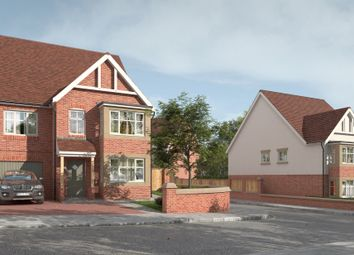 Thumbnail 4 bed detached house for sale in The Lily, Wildflower Rise, Mansfield