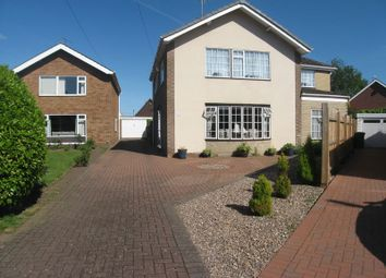 Thumbnail 4 bed detached house for sale in Paddock Close, Radcliffe On Trent, Nottingham