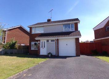 Thumbnail 4 bed detached house for sale in Ffordd Pentre, Mold, Flintshire