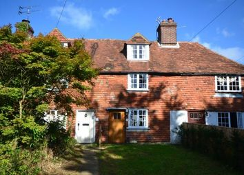 Thumbnail 2 bed terraced house for sale in Rye Road, Lomas Lane, Kent