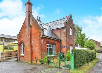 Thumbnail 3 bed detached house for sale in Station Road, Yaxham, Dereham