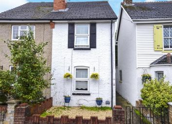 Thumbnail 2 bed semi-detached house for sale in West Byfleet, Surrey
