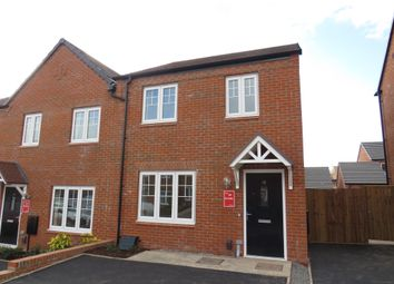 Thumbnail 2 bed end terrace house for sale in Perrycrofts Crescent, Tamworth
