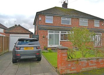 Thumbnail 3 bed semi-detached house for sale in Carmichael Avenue, Greasby, Wirral