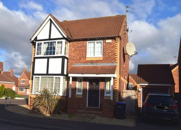Thumbnail 3 bed detached house for sale in Magnolia Close, Abington Vale, Northampton