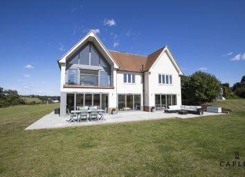 Thumbnail 6 bed detached house to rent in Bournebridge Lane, Stapleford Abbotts, Romford