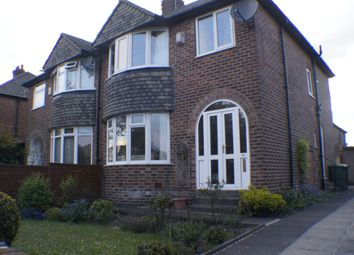 Thumbnail 3 bed semi-detached house to rent in Park Hill Drive, Bradford