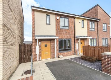 Thumbnail 2 bedroom semi-detached house for sale in Sherbourne Road, Castletown, Sunderland