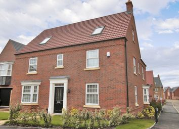"Thumbnail 5 bedroom detached house for sale in ""Moorecroft"" at Allendale Road, Loughborough"