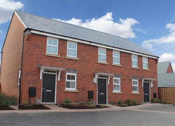 "Thumbnail 2 bed terraced house for sale in ""Winton"" at Old Derby Road, Ashbourne"