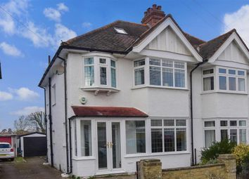 3 bed semi-detached house for sale in Morden Way, Sutton, Surrey SM3