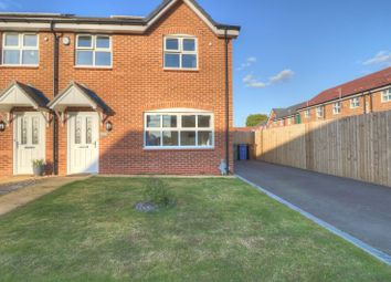 Thumbnail 3 bed semi-detached house for sale in Rectory Drive, Coppull, Chorley