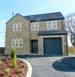 Thumbnail 5 bedroom detached house for sale in The Knowle, Knowler Hill, Liversedge, West Yorkshire.