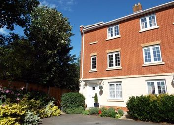 Thumbnail 4 bed town house for sale in Jackson Avenue, Nantwich, Cheshire