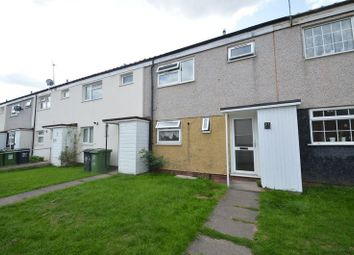 Thumbnail 3 bed terraced house for sale in Pedmore Close, Redditch