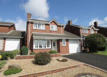 Thumbnail 4 bed detached house for sale in St Maurice View, Plympton