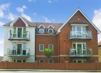 Thumbnail 2 bed flat for sale in Roding Avenue, Woodford Green, Essex