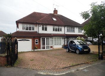 Thumbnail 5 bed semi-detached house for sale in Hillside Avenue, Woodford, Essex