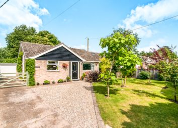 Thumbnail 3 bed detached bungalow for sale in Chantry Lane, Necton, Swaffham