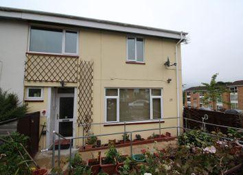 Thumbnail 4 bedroom end terrace house for sale in Hamlin Gardens, Exeter