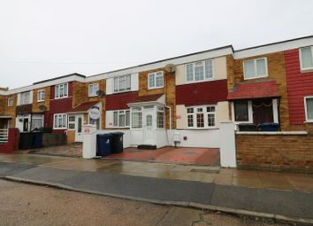 Thumbnail 3 bed terraced house to rent in Greenhill Gardens, Northolt, Middlesex