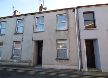 Thumbnail 2 bed property for sale in Chapel Street, Carmarthen, Carmarthenshire