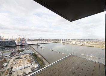 Thumbnail 2 bed flat to rent in The Lighterman, 1 Pilot Walk, Greenwich Peninsula, London